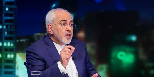 Zarif: Iran Sure to React to US Recourse to Resolution 1929