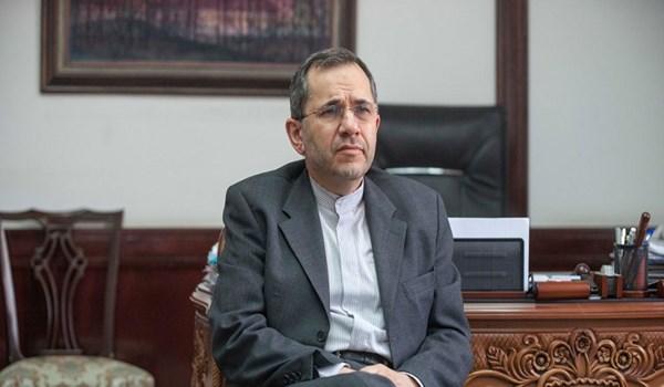 Iran's UN Envoy: US Effort to Re-impose Sanctions 'Null, Void'
