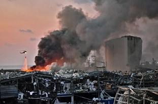 Lebanon Army: 9 Still Missing After Beirut Port Blast
