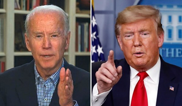 Iran: Trump or Biden, No Change in US Enmity towards Iran