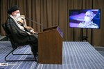 Iranian Supreme Leader's Videoconference Meeting with War Veterans