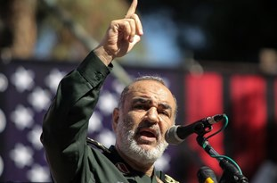 IRGC Commander: US Rotten Inwardly, Isolated Globally