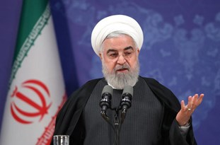Iranian President Urges World to Stand United against US Unilateralism