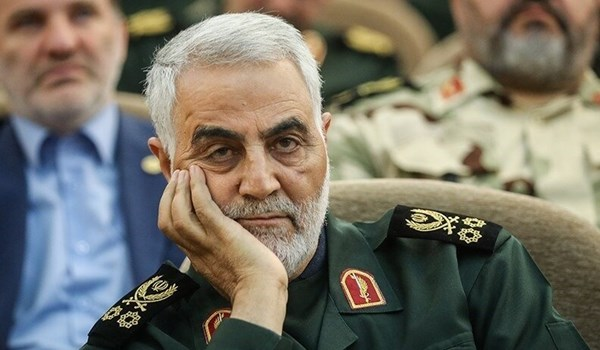 Prosecutor General: Martyr Soleimani's Case Closed Only by Avenging Perpetrators