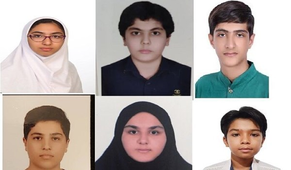 Iranian Students Win Colorful Medals at Singapore Math Olympiad