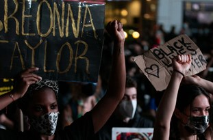 Louisville Protests: Two Officers Shot Amid Breonna Taylor Killing Charging Decision
