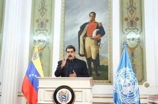 Venezuela's Maduro Calls on UN to Rally Against US Sanctions