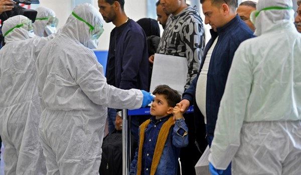 Iran Records 3,521 New Coronavirus Patients
