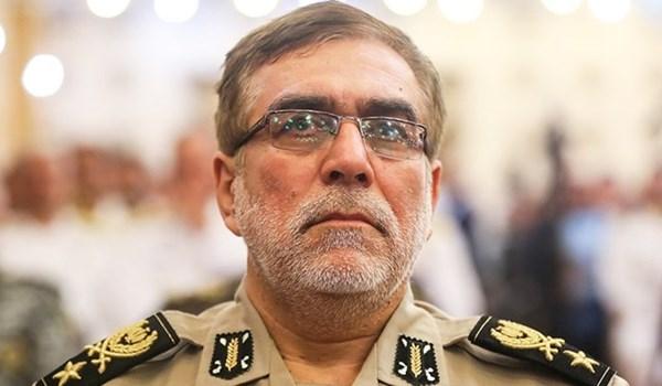 Iran's Deputy Army Commander: US Unilateralism Alienated in World