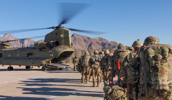 NATO Refuses to Commit to Withdrawal from Afghanistan