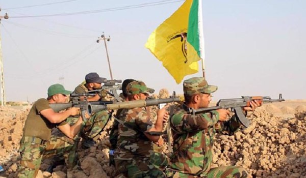 Kata'ib Hezbollah: All Weapons Must Be Pointed at US Positions in Iraq 13990723000393_Test_PhotoI