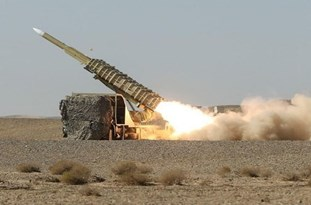 Iran's Mersad, Tabas Missile Systems Target Hypothetical Enemy Drones in Drills
