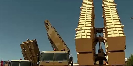 Iran's Strategic Bavar 373 Missile Shield Intercepts Electro-Optic-Guided Target in Drills