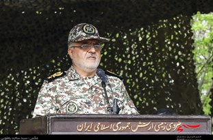 Iran Stresses Air Defense Force's Capability to Confront Electro-Optic-Guided Targets