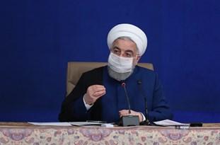 Rouhani: Coronavirus Outbreak Teaches Us to Stand on Own Knees