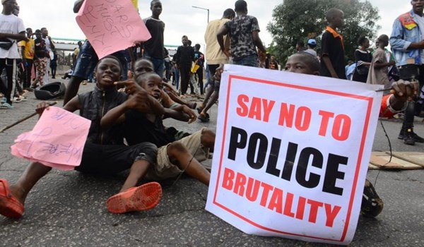 End SARS Protests: UK Government Admits It Did Train, Supply Equipment to Nigeria's 'Brutal' Police Unit